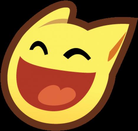 Download Animal Jam Love Emoji Transparent - ClipartKey