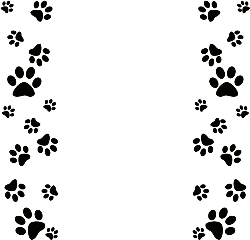 Download Paw Print Clip Art Dog Powerpoint Template ...