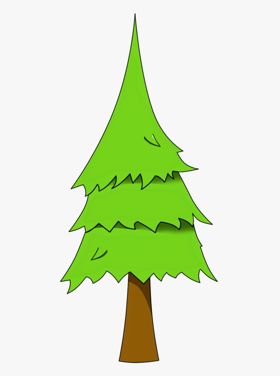 Image Royalty Free Download Simple Pine Tree Clipart - Pine Tree Clipart, Transparent Clipart