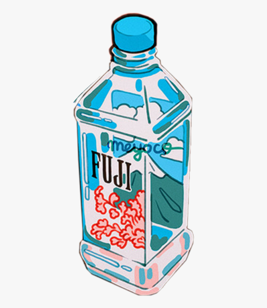 Transparent Fiji Water Aesthetic Clipart Png Download