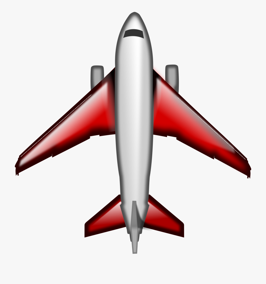 Clip Art Airplane Sounds Images Png Images Clipart - Airplane Clipart Top View, Transparent Clipart