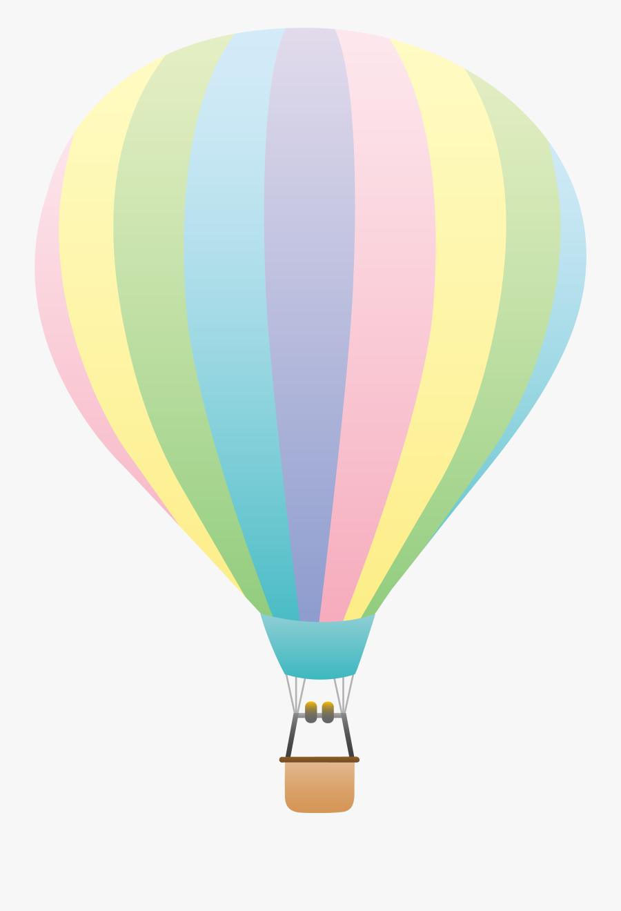 Hot air balloon clipart. Free download transparent .PNG | Creazilla