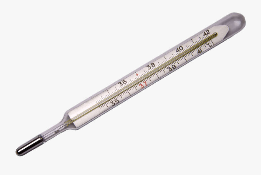 Classic Medical Transparent Png - Medical Thermometer, Transparent Clipart