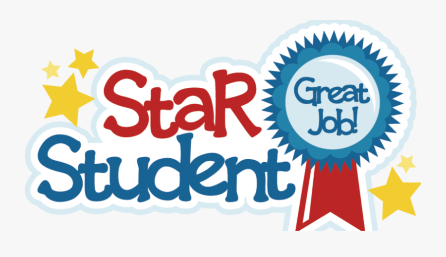Star Students For December Dr Thomas A Swift Elementary - Student Of The Month Transparent, Transparent Clipart