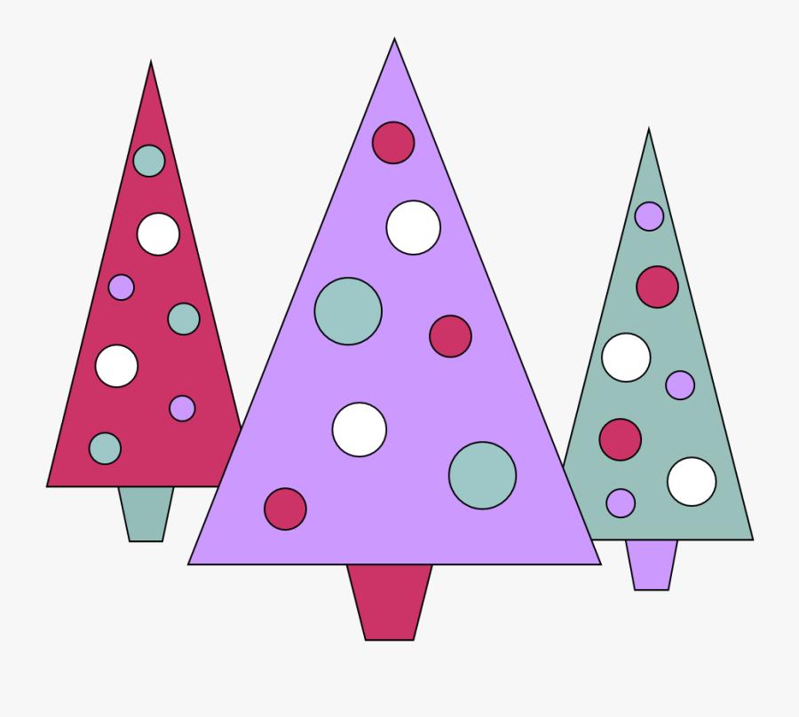 December Clipart December Holiday - Clip Art Christmas Purple, Transparent Clipart