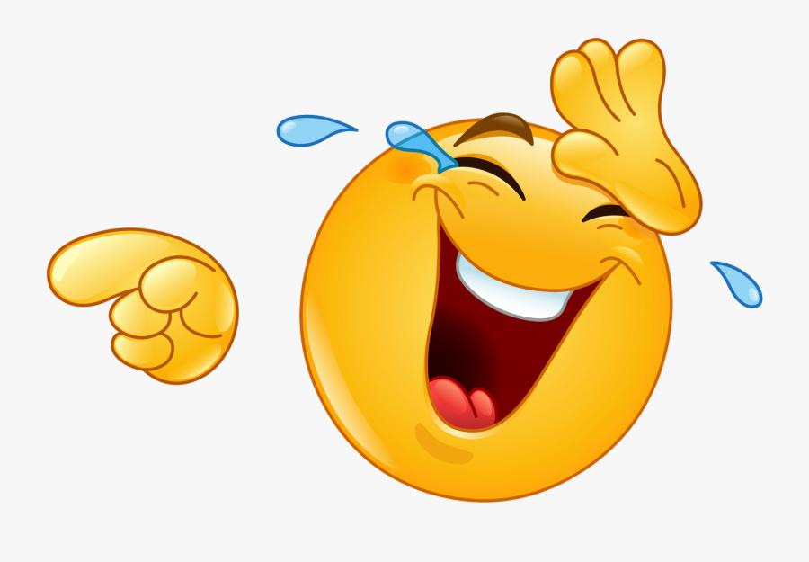 Transparent Emoji Clip Art Emoticone Eclat De Rire Free Transparent Clipart Clipartkey