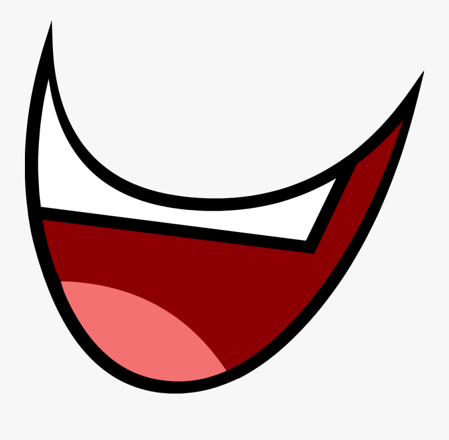 Laughing Clipart Mouth [headless Head] - Laughing Mouth Transparent, Transparent Clipart