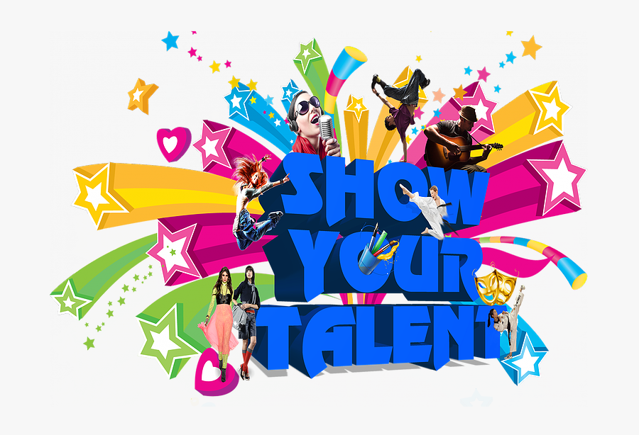 Talent Show Clip Art Border Bing Images Ticket Clip - Show Your Talent Png, Transparent Clipart