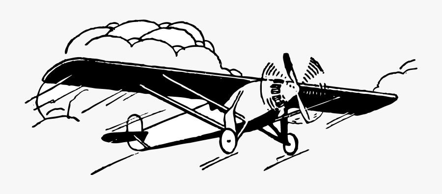 Airplane Vintage Clip Art Free Transparent Png Vintage Airplane