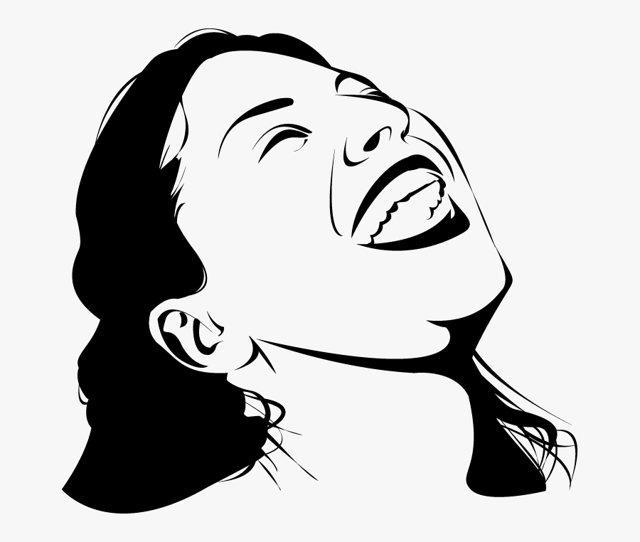 Laughter Drawing At Getdrawings - Laughing Line Art , Free ...