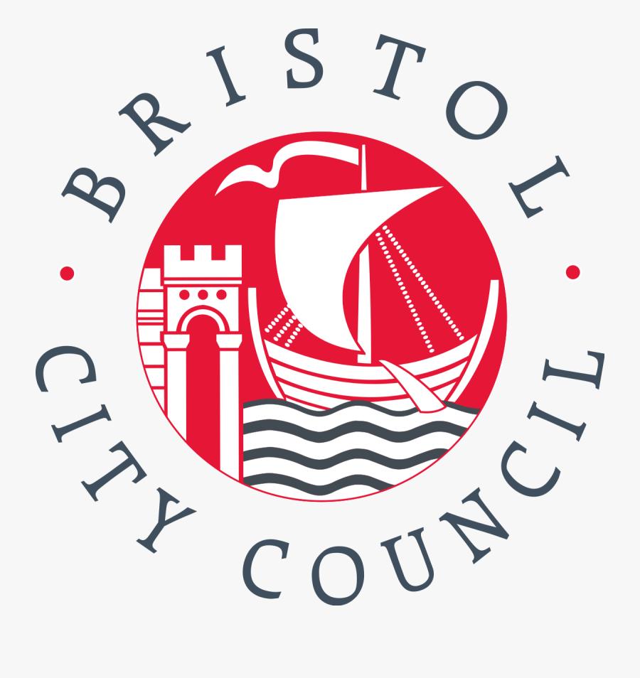 Bristol Wikipedia - Bristol Council Logo, Transparent Clipart