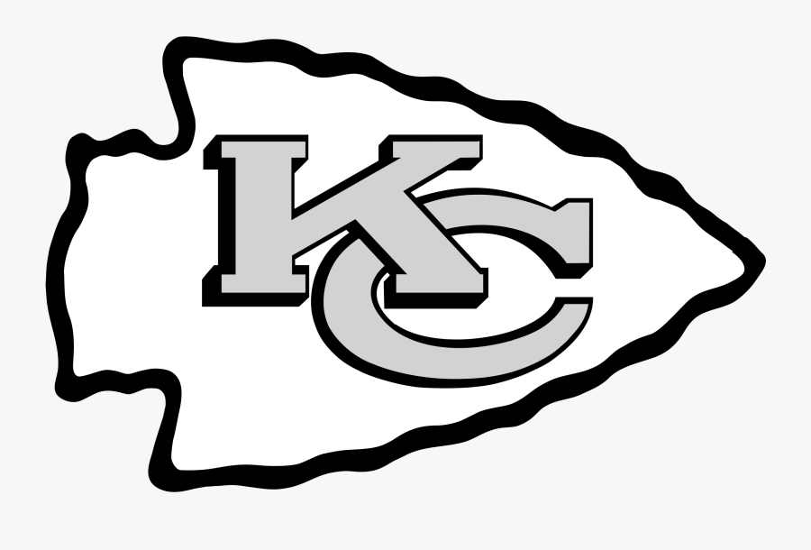 Football Clipart Kansas City - Kansas City Chiefs Decal, Transparent Clipart