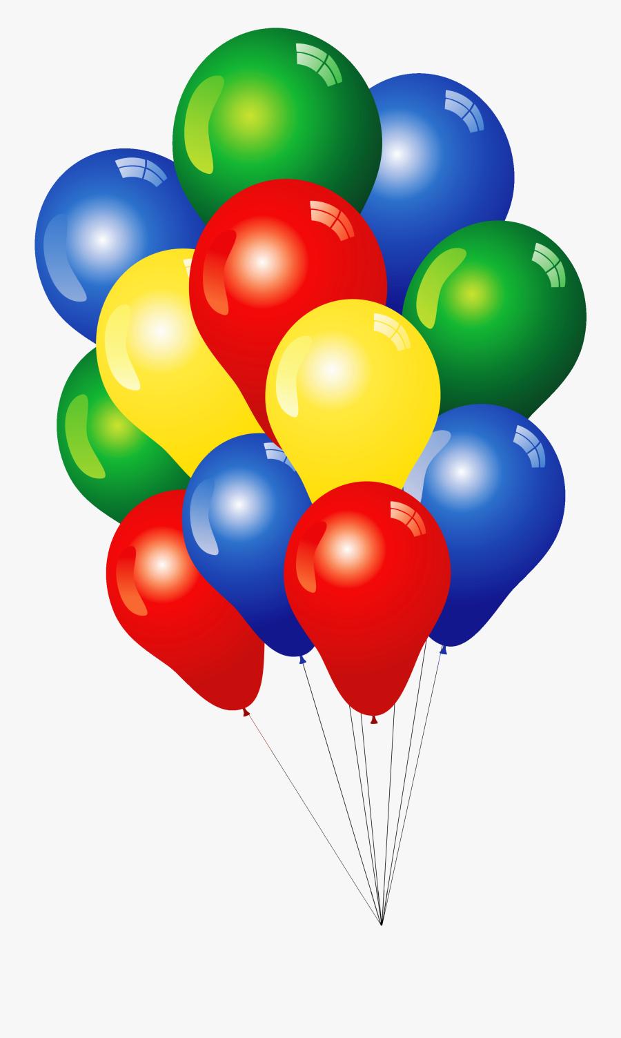 Ballon Clipart Balloon Clipart Free Images The Cliparts - Balloons Clipart, Transparent Clipart