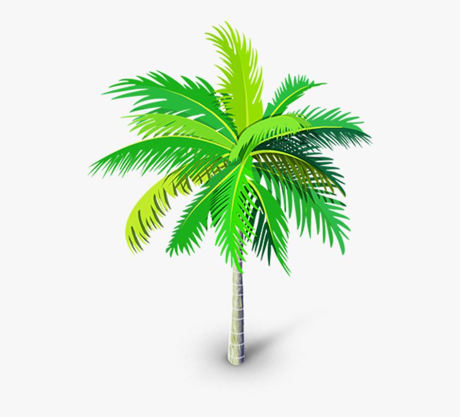 Transparent Palm Trees Png - Clipart Transparent Palm Trees Png, Transparent Clipart