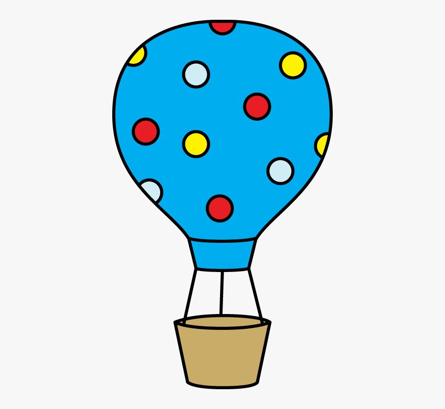 Transparent Clip Art Balloons - Cute Hot Air Balloon Clipart, Transparent Clipart