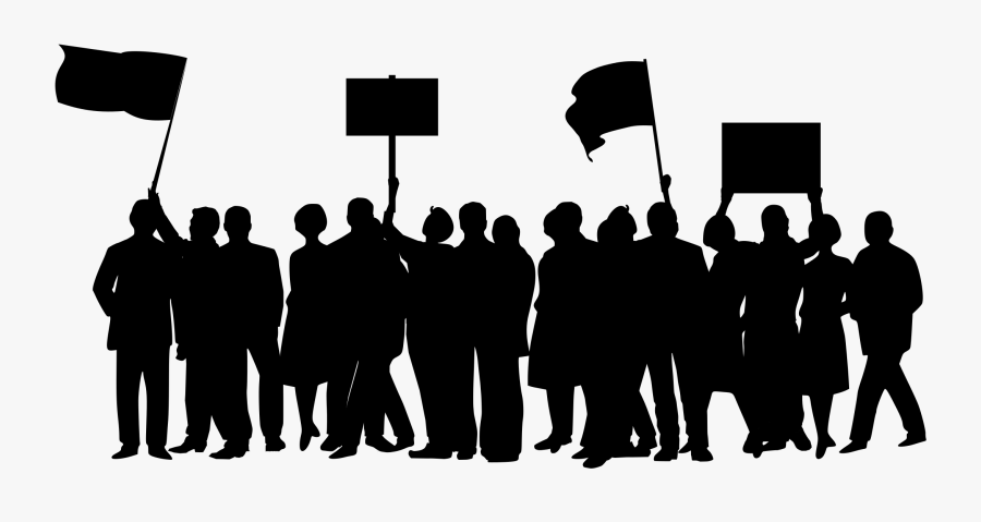 Protest - Clipart - Protest Clipart , Free Transparent Clipart - ClipartKey