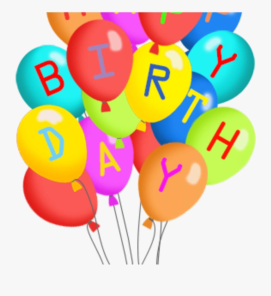 Birthday Balloons Clipart Free Clip Art Pictures Clipartix - Happy Birthday Balloons Clip Art Free, Transparent Clipart
