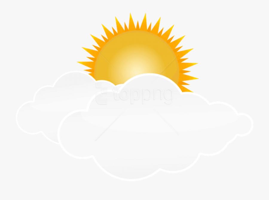 Pin Cloud Clipart Png Transpa - Transparent Background Sun And Clouds Transparent, Transparent Clipart