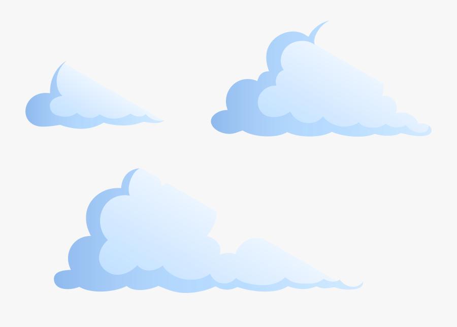 Cloud Clouds Transparent Clip Art Image Gallery Png - Clipart Transparent Clouds Png, Transparent Clipart