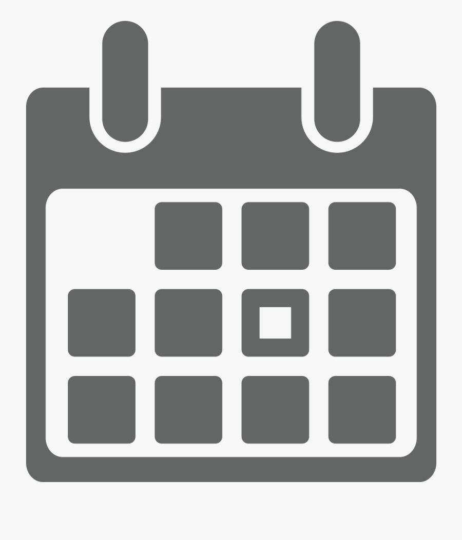 Rhinebeck Central School District Ny Home Page - Calendar Icon Grey Png, Transparent Clipart