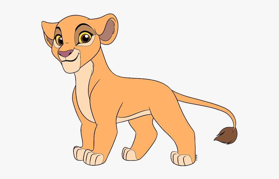 Lion Guard Kion Clipart, Transparent Clipart
