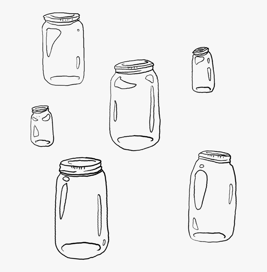 Mason Jar Sketch