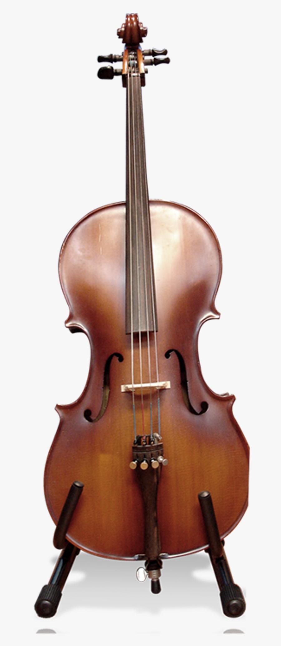Clip Art Indoor Scene Elements Violin - Viola, Transparent Clipart