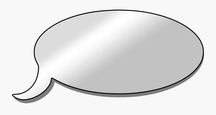 Speech Bubbles Thought Bubble Word Bubbleic Speech - Speech Bubble Clip Art Transparent, Transparent Clipart