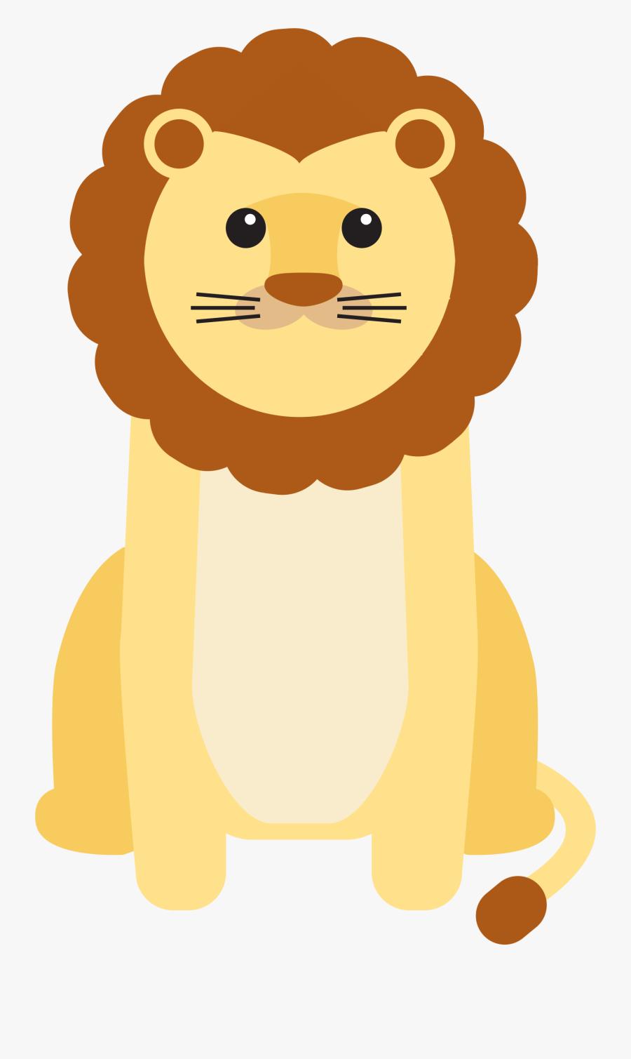 Transparent Lions Clipart - Baby Lion King Clipart Transparent, Transparent Clipart