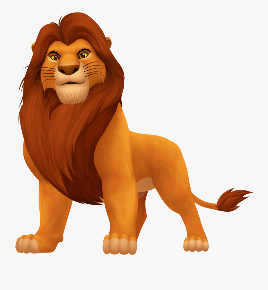 Clip Art Image Result For King - Mufasa Lion King Characters, Transparent Clipart