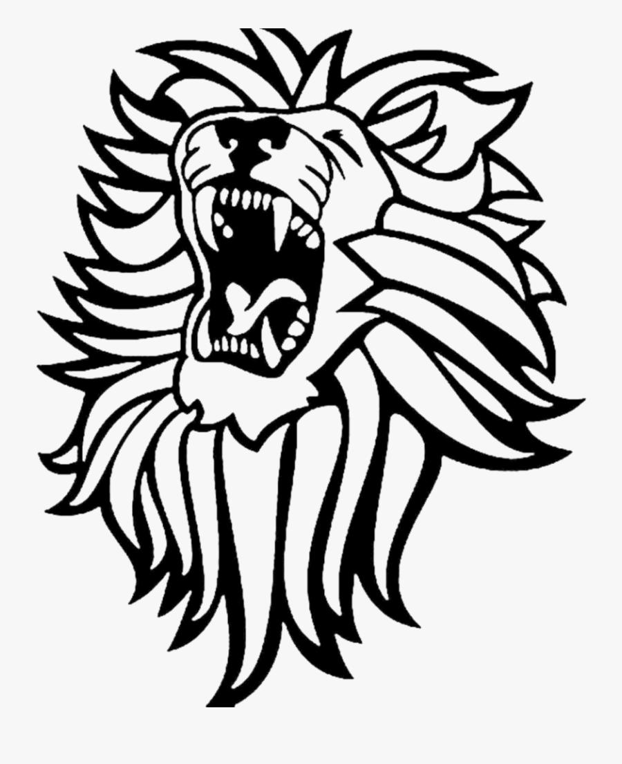 Lioness Roar Png Hd - Roaring Lion Clipart Transparent, Transparent Clipart