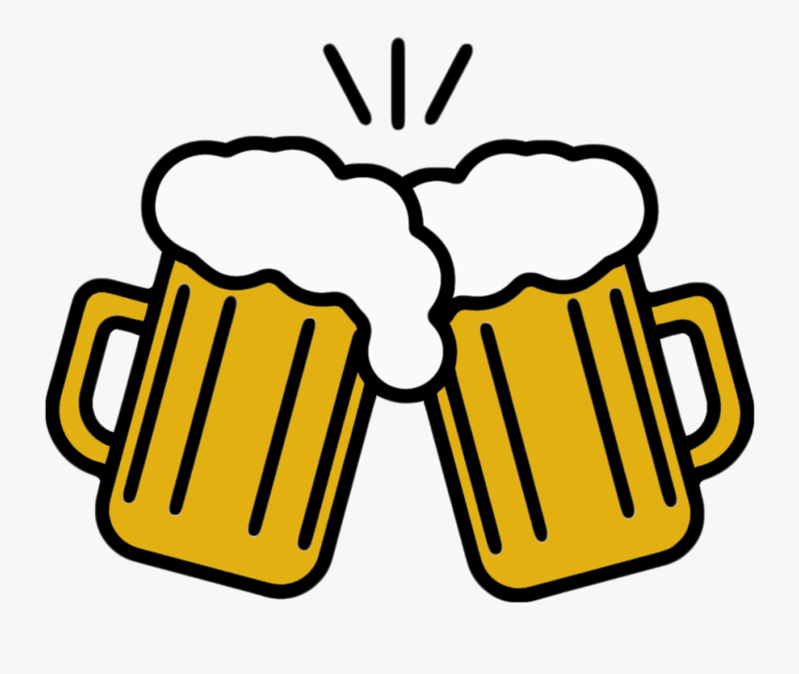 Beer Mug Vector By Checonx Clipart , Png Download - Beer Mug Vector Png, Transparent Clipart