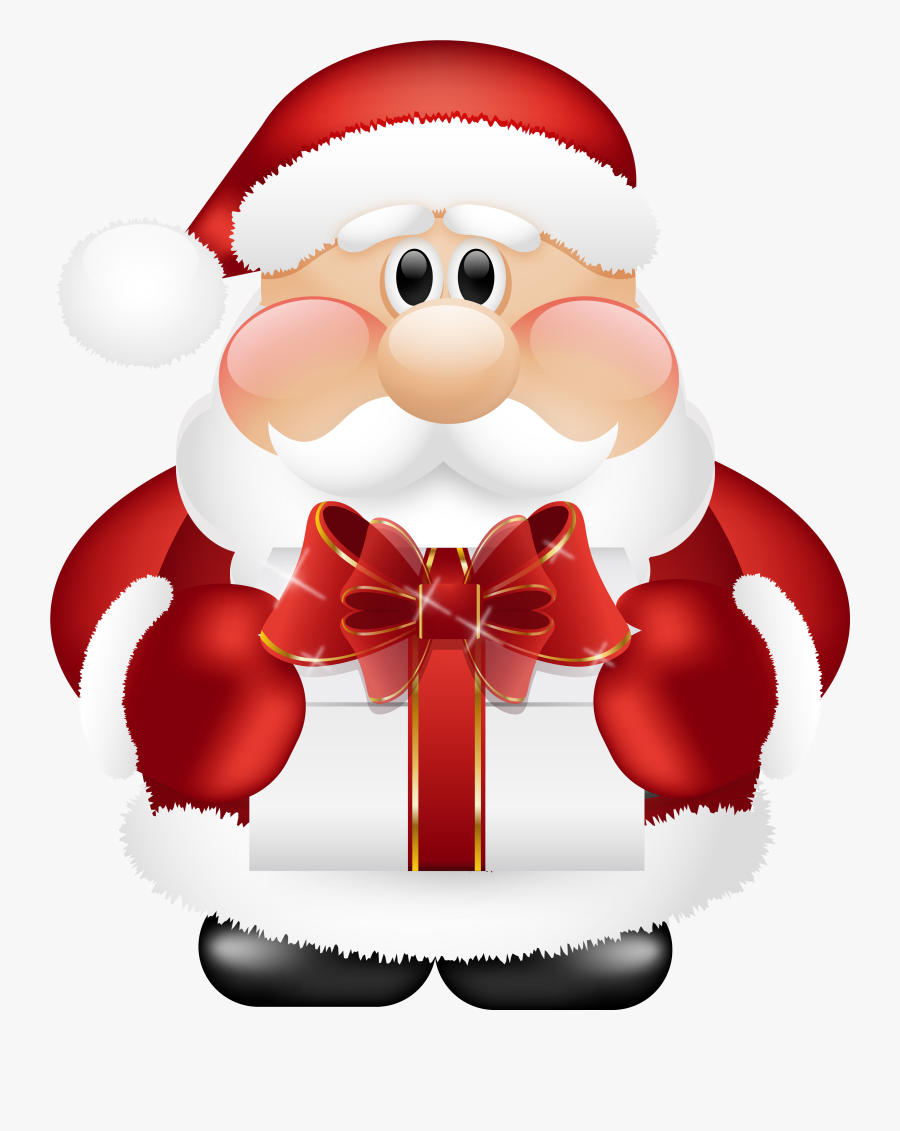 Santa Claus Png Image - Santa Claus En Png, Transparent Clipart