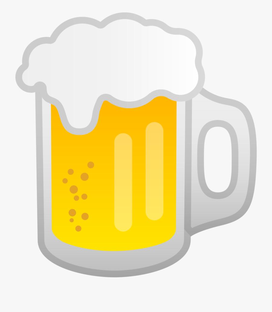 Mug - Beer Mug Icon Png, Transparent Clipart