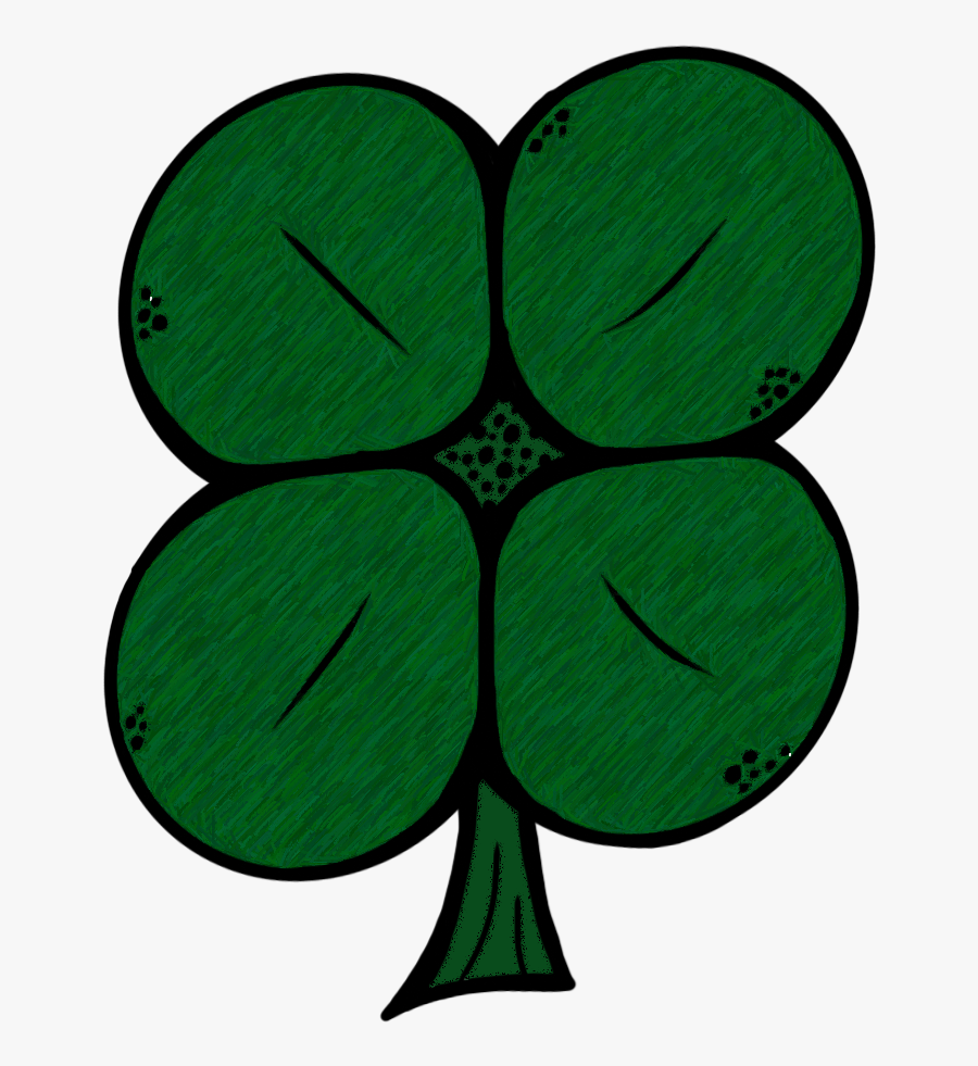 St Patrick's Day Melonheadz Clipart, Transparent Clipart