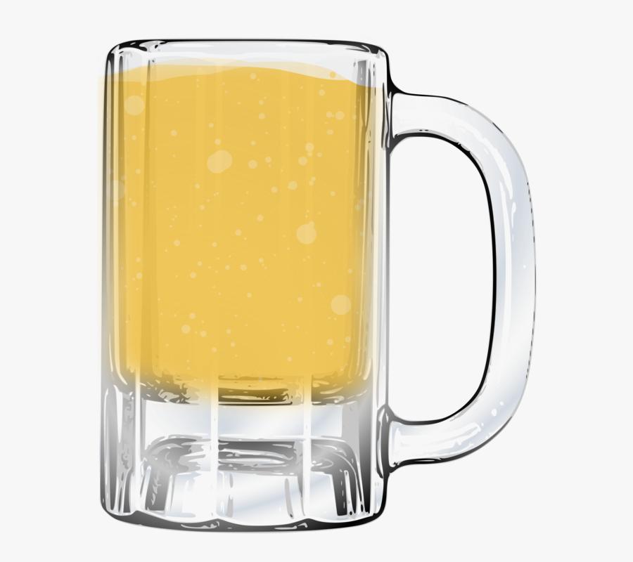 Beer Stein,cup,drinkware - Empty Beer Mug Png, Transparent Clipart