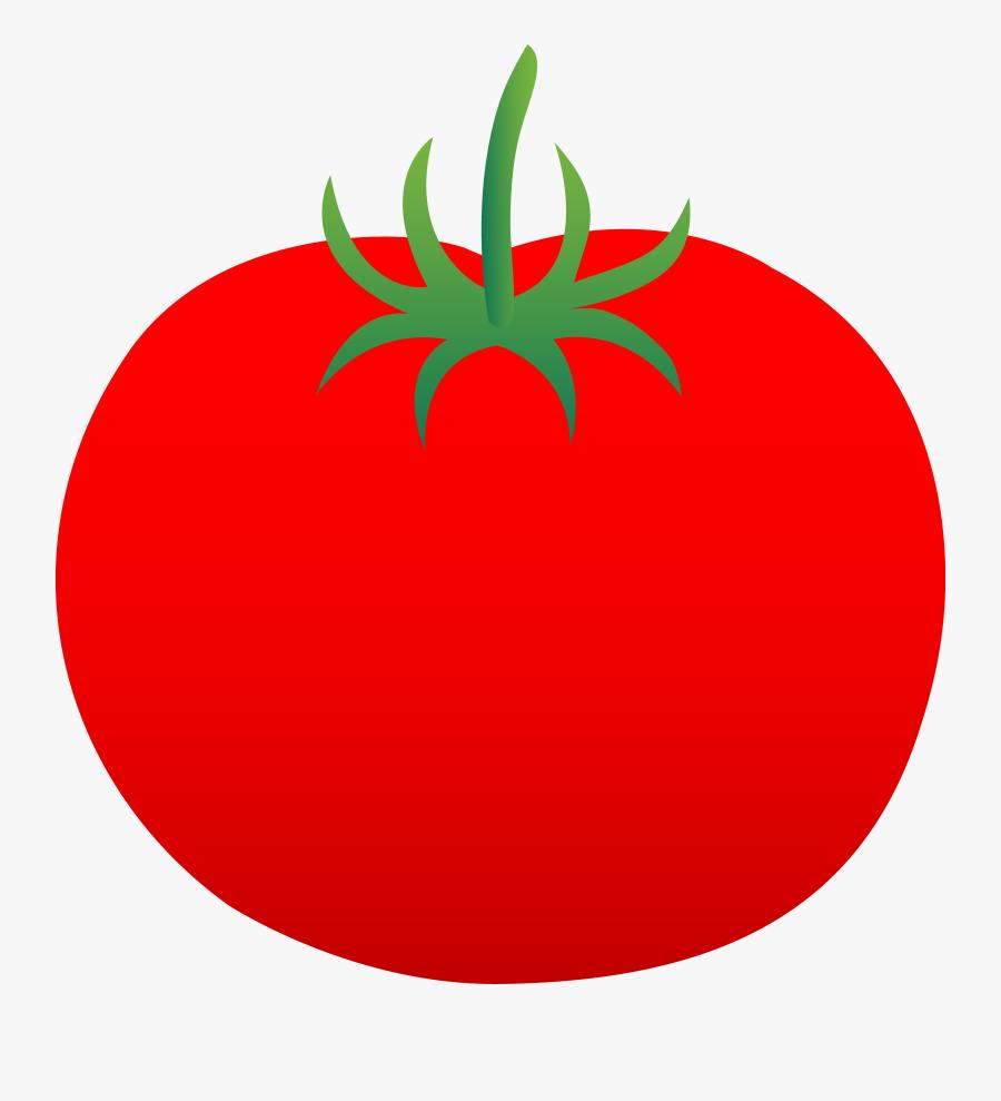 Tomato Clip Art - Tomato Clipart, Transparent Clipart