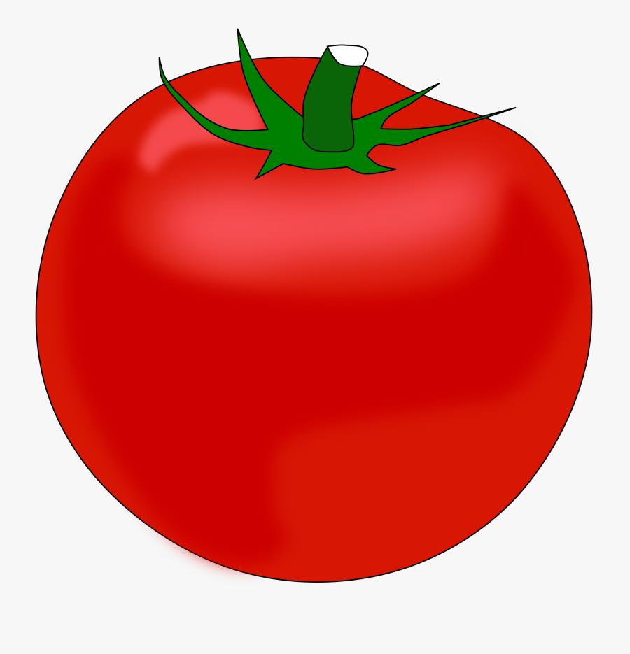 Tomato Clipart Transparent Free - Tomato Clipart, Transparent Clipart