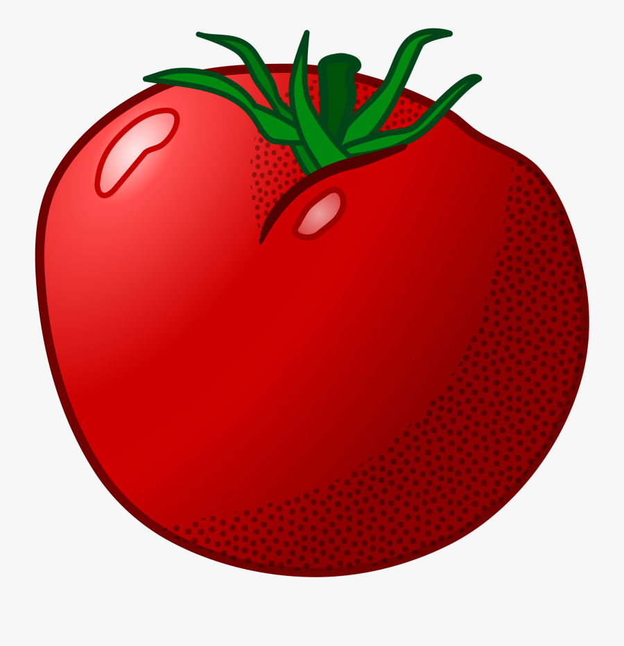 Tomato Clip Art Free Clipart Images - Tomato Clip Art, Transparent Clipart
