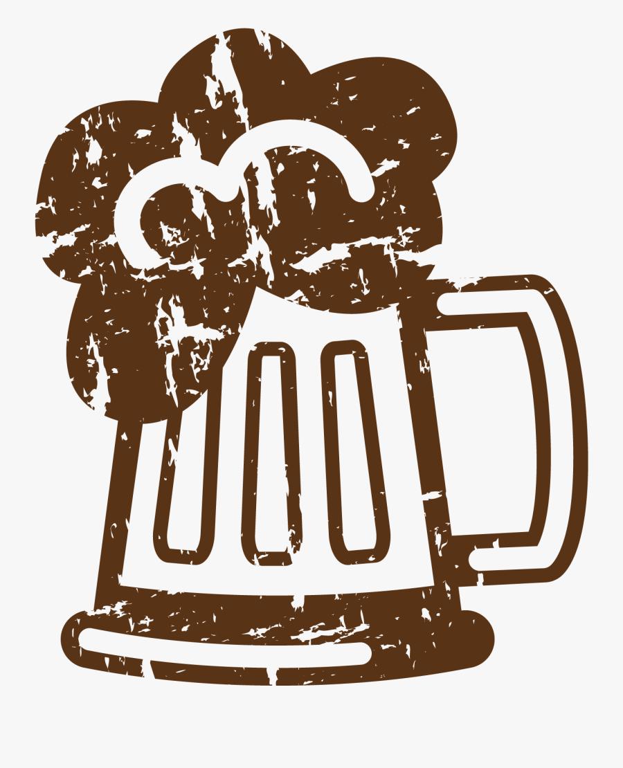 I Heart Tailgating With Beer Mug B4000 21 Clipart , - Beer Mug Cartoon Png, Transparent Clipart