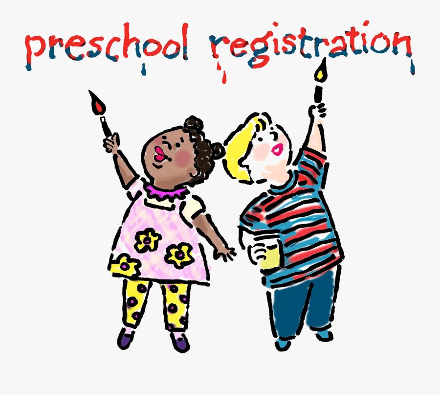 Free Registration Clipart - Preschool Registration Clipart, Transparent Clipart