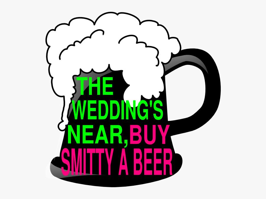 Beer Mug, Transparent Clipart