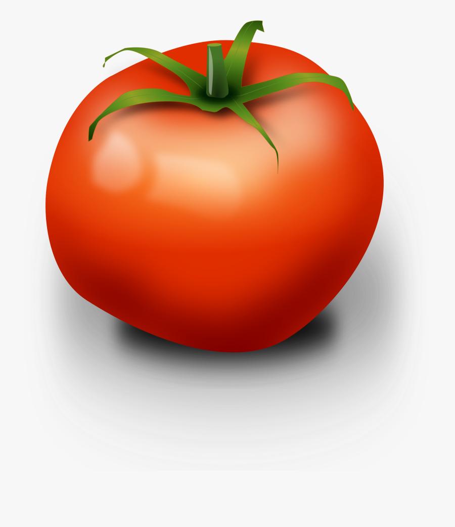 Tomato Clip Art, Transparent Clipart