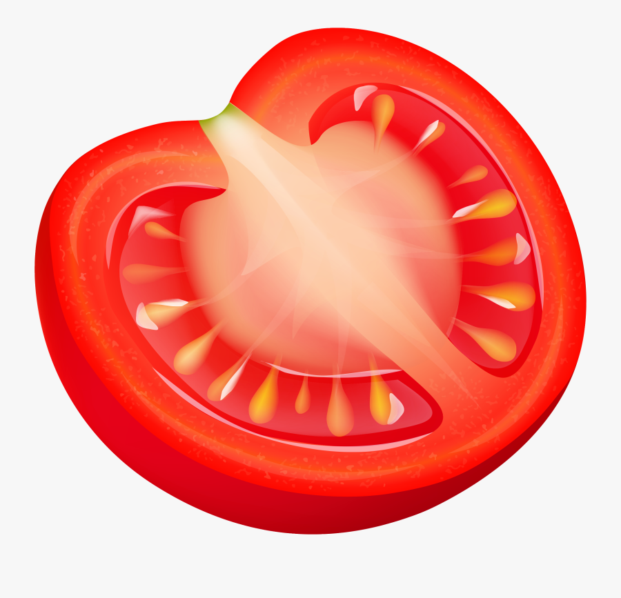 Transparent Background Tomato Clipart, Transparent Clipart