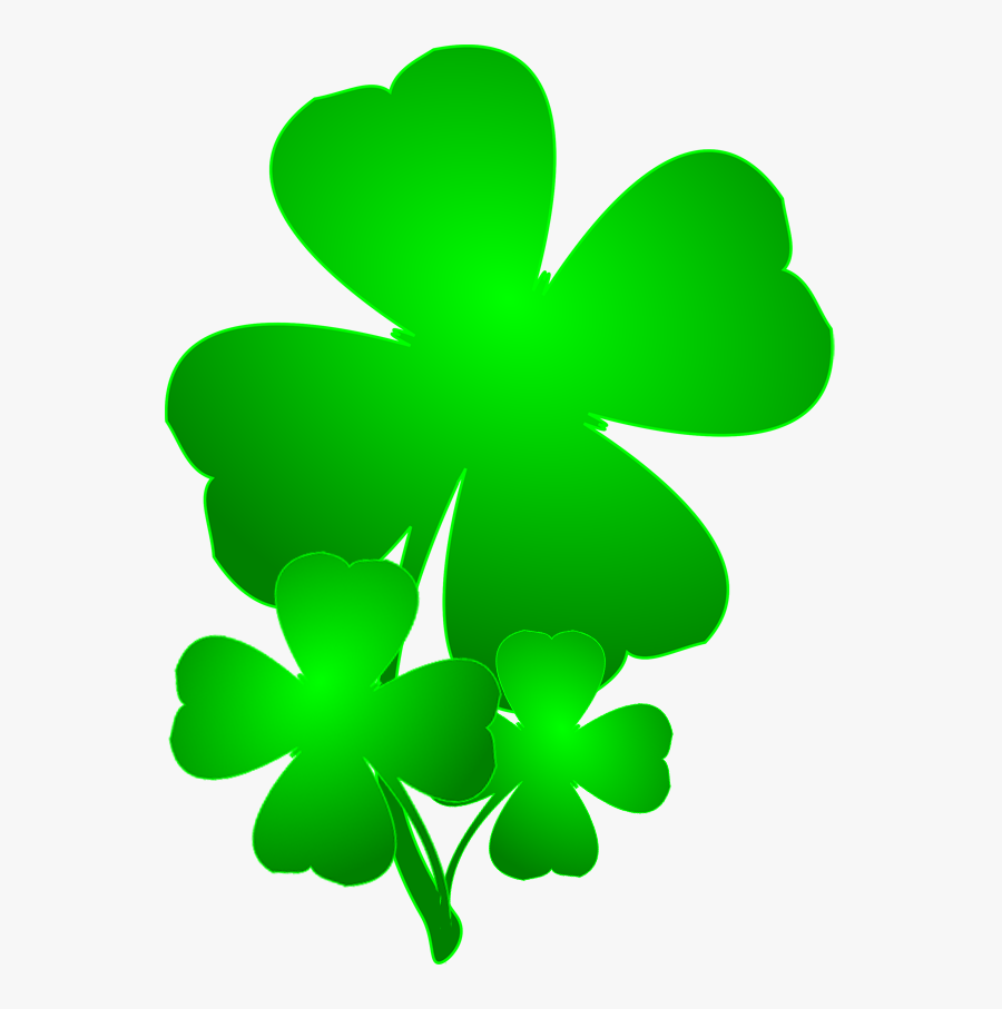 Transparent St Patricks Day Png - Clover Png, Transparent Clipart