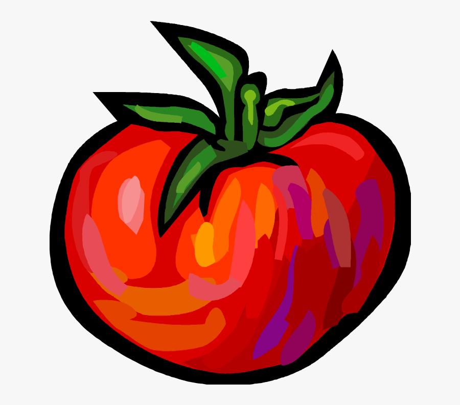 Tomato Clipart Items - La Tomatina Clip Art, Transparent Clipart