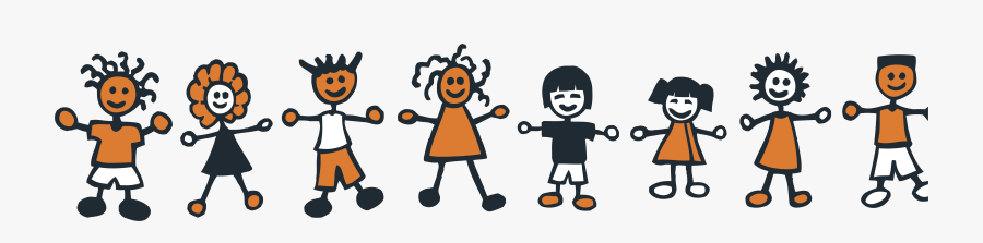 Cropped Preschool Clipart Character Kids Png - Kids Png, Transparent Clipart