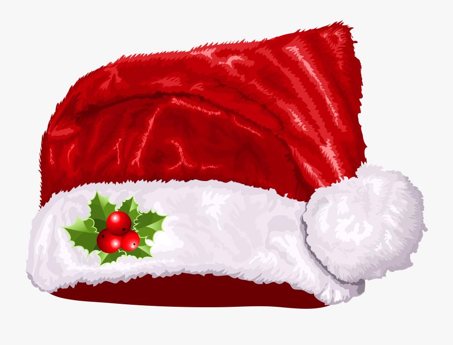 Merry Christmas Cap Png, Transparent Clipart