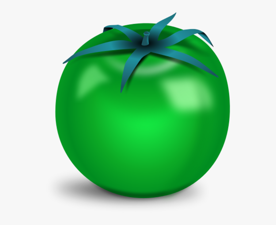 New Clipart Tomato Recent Clip Art Search For Free - Green Tomato Clipart, Transparent Clipart
