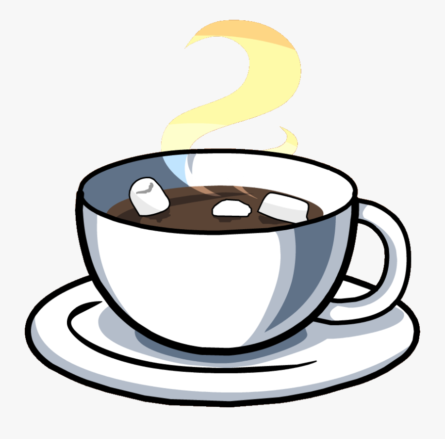 Hot Chocolate Clipart At Getdrawings - Cartoon Cup Of Hot Chocolate, Transparent Clipart